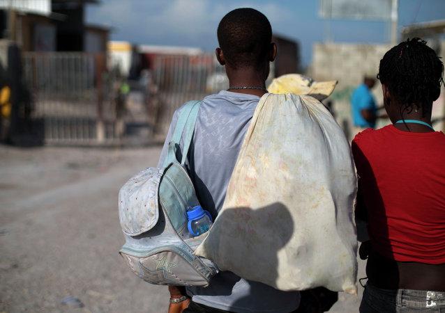 Deportación de los haitianos desde la República Dominicana a Haití