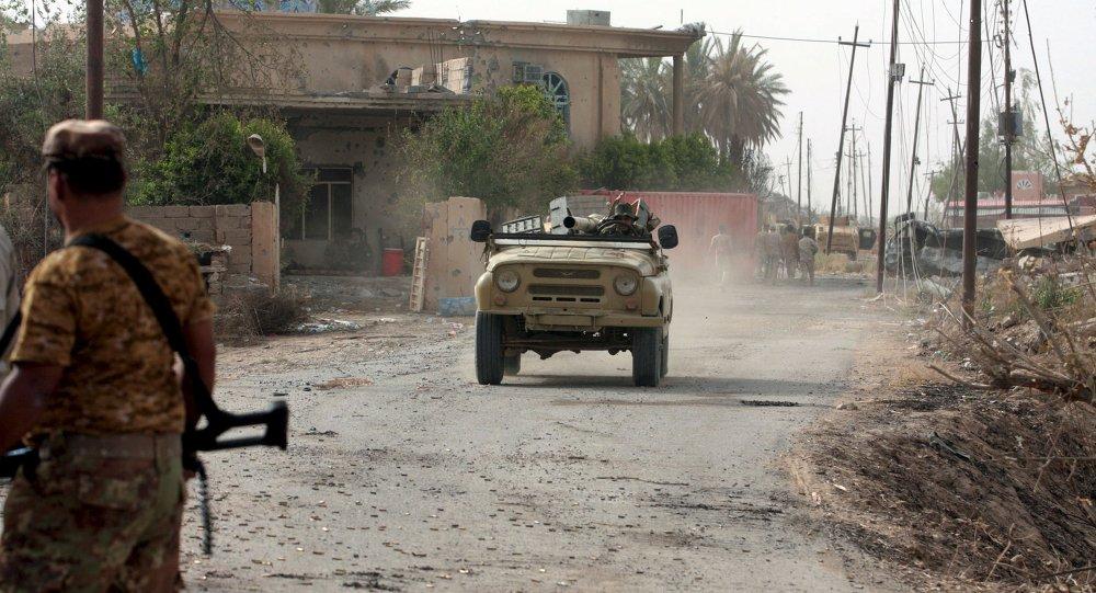 Niegan que Rusia enviaría 400 vehículos de desminado a Irak