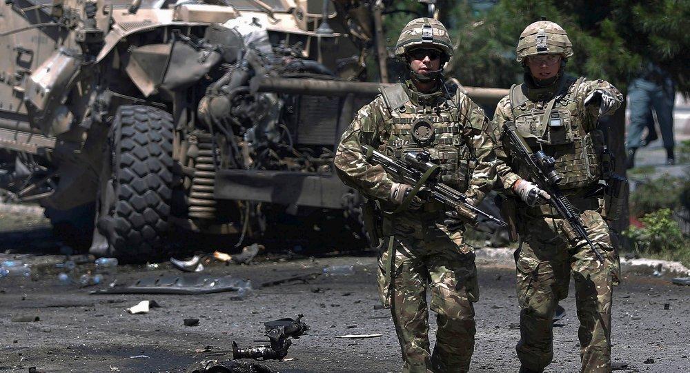 Militares de la OTAN en Afganistán (archivo)