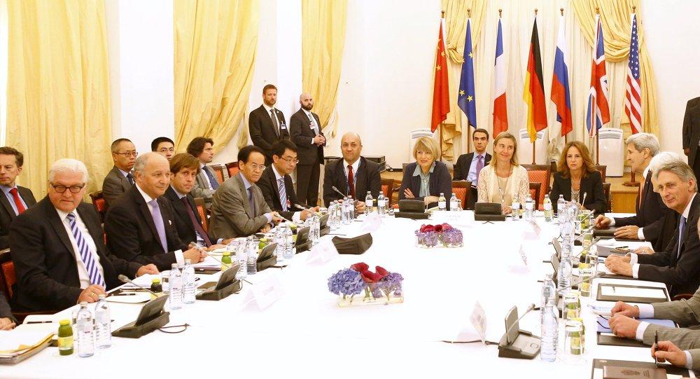 Negociaciones sobre programa nuclear iraní en Viena (archivo)