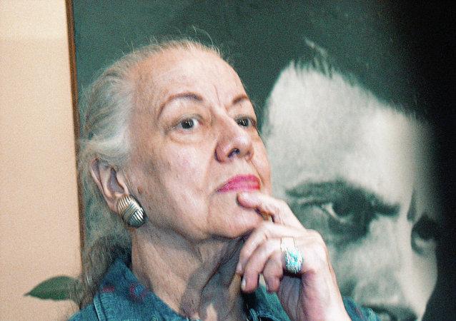 Patricia Thomson (archivo)