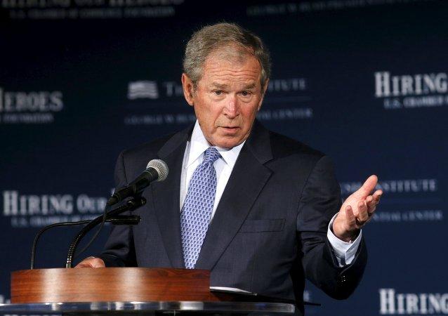 George W. Bush, expresidente de EEUU