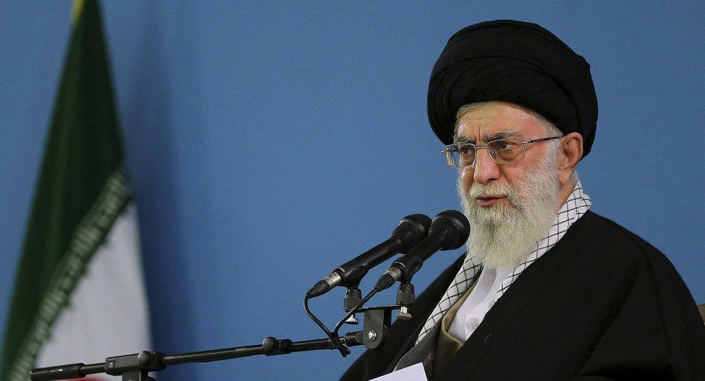 El líder supremo de Irán, el ayatolá Alí Jameneí