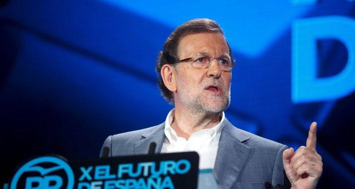 Primer ministro de España, Mariano Rajoy