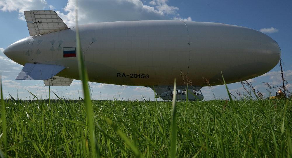Dirigible ruso AU-30