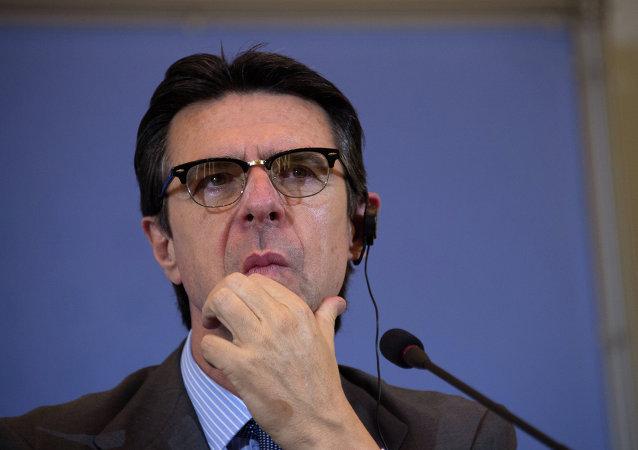 José Manuel Soria, ministro de Industria, Energía y Turismo de España (archivo)