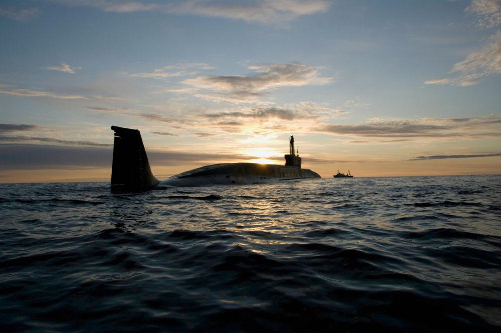 Submarino nuclear del proyecto 955 clase Boréi