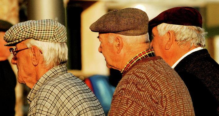 Los jubilados