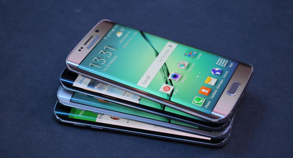 Teléfonos inteligentes Sansung