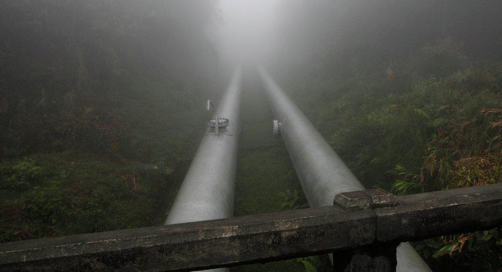 Gasoducto en Bolivia (archivo)