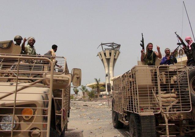 Sitruación en Aden