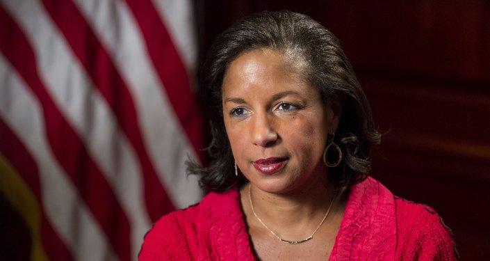 Susan Rice, asesora de Seguridad Nacional del presidente estadounidense, Barack Obama