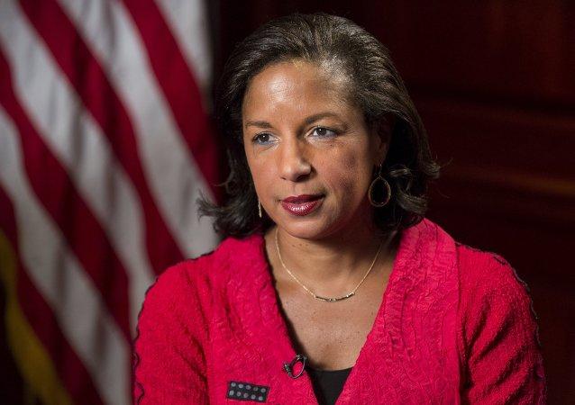 Susan Rice, asesora de Seguridad Nacional del presidente estadounidense