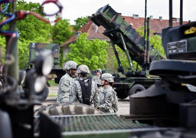 Sistema de defensa antimisiles Patriot