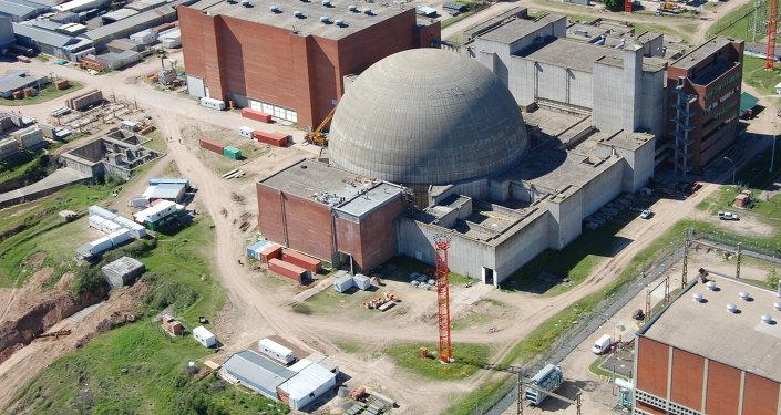 La Central Nuclear Atucha II