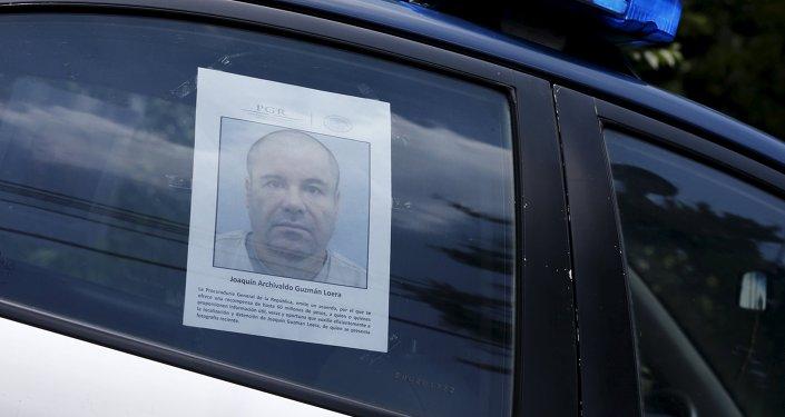 Un piloto arrestado en México por ayudar al traficante 'Chapo' Guzmán