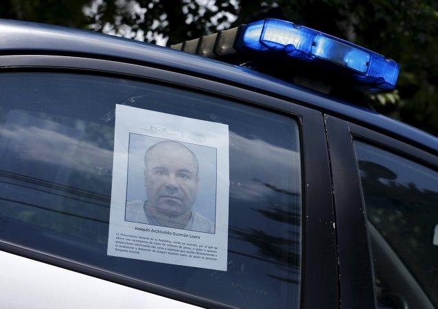 Un piloto arrestado en México por ayudar al traficante Chapo Guzmán