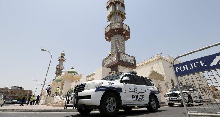 Policía saudí (Archivo)