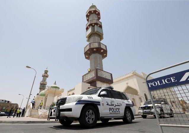 Policía saudí