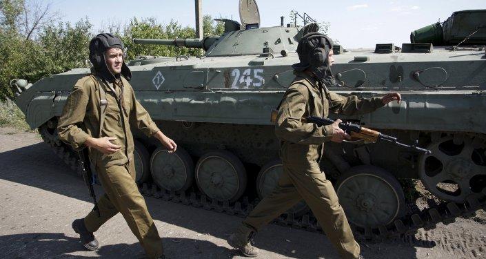 Lugansk completa retirada de armas de calibre inferior a 100 milímetros