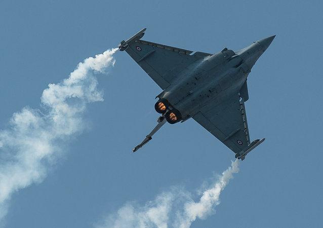 Caza Dassault Rafale
