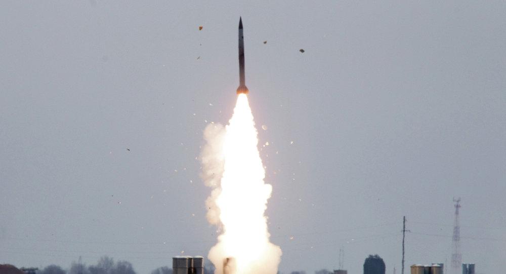Sistema de lanzamiento de misiles ruso S-300