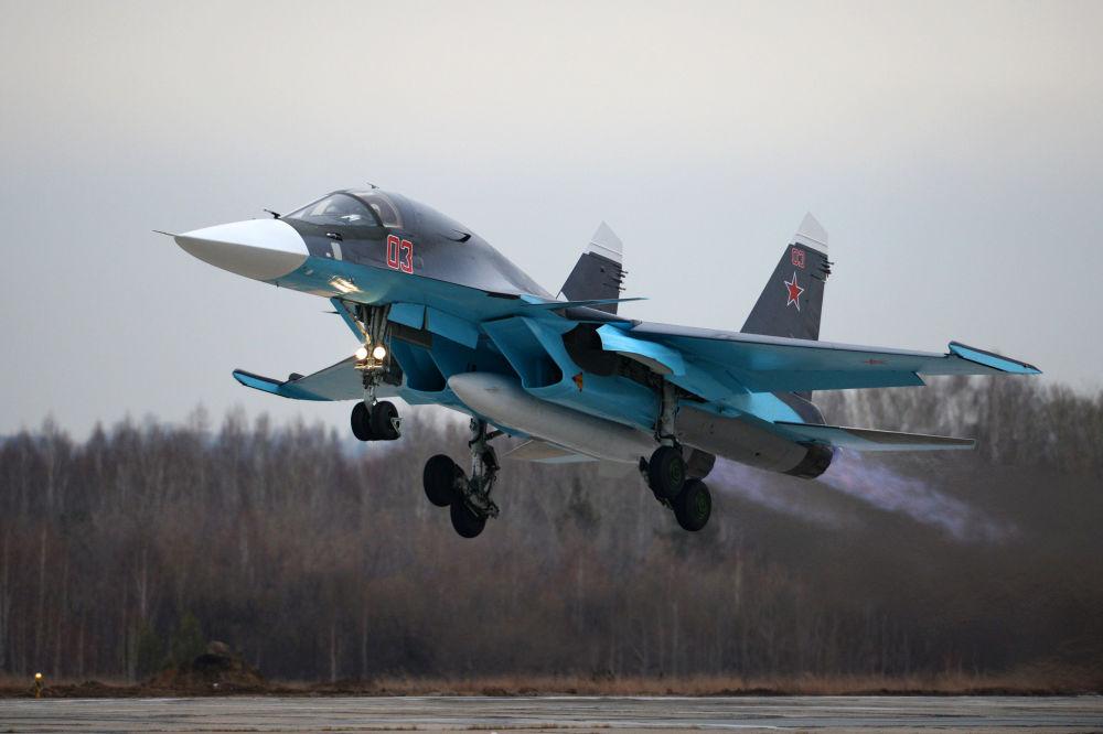 Los aviones de la corporación Sukhoi al detalle