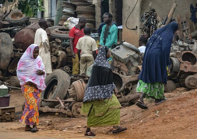 Situación en Camerún