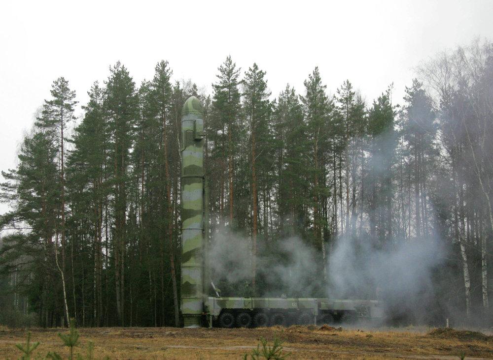 Las lanzaderas móviles de misiles Tópol no tienen análogos en el mundo. Rusia realizó en 30 años unos cien lanzamientos y todos resultaron exitosos