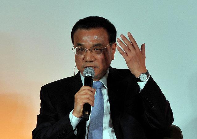 Li Keqiang, primer ministro de China (archivo)