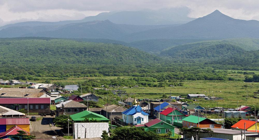 Las islas Kuriles