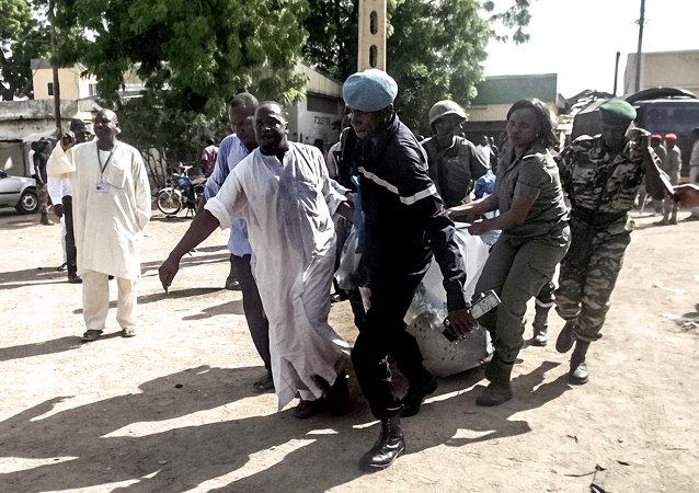 Consecuencias de un atentado en Camerún (Archivo)