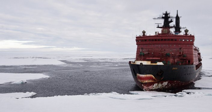 Rompehielos nuclear Yamal