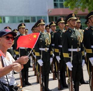 Pekín se prepara para el 70 aniversario del fin de la Segunda Guerra Mundial