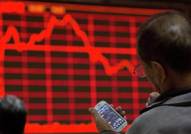 Situación económica en China (archivo)