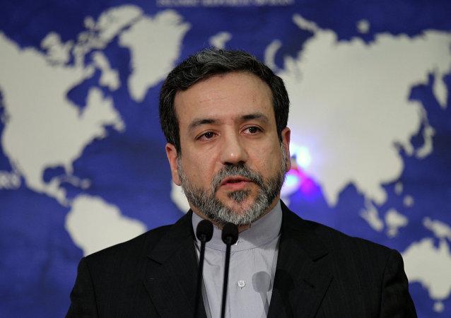 Abás Araqchi, viceministro de Asuntos Exteriores de Irán (archivo)