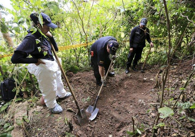 Búsqueda de desaparecidos puede restaurar confianza en Estado colombiano