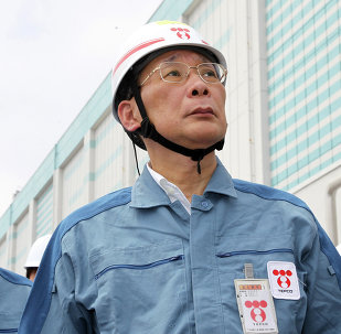 Kazuhiko Shimokobe, presidente de TEPCO
