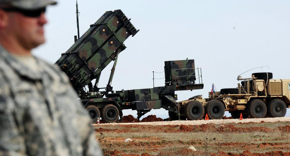 Sistema de misiles Patriot