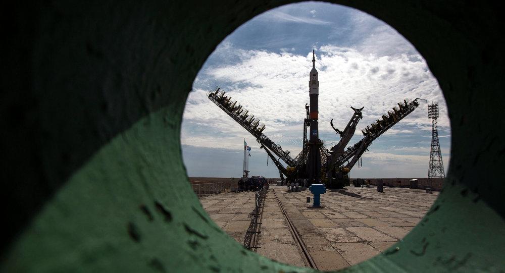 Cohete lanzador Soyuz