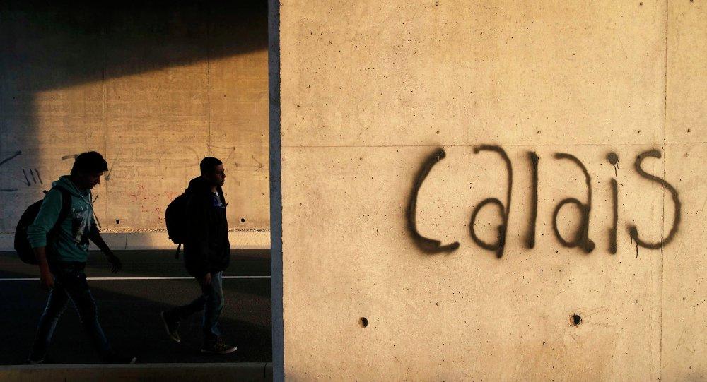 Situación en Calais