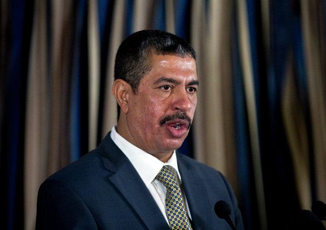 Khaled Bahah, vicepresidente de Yemen