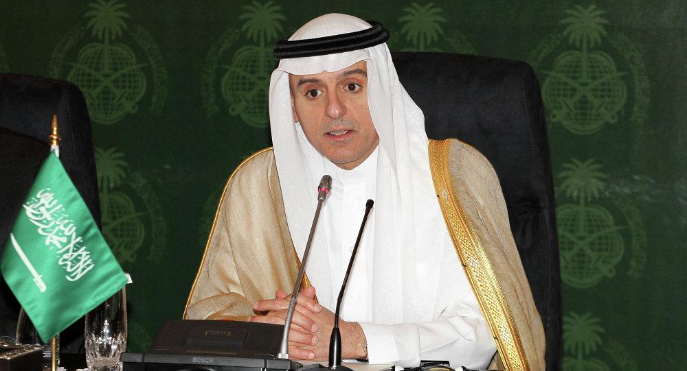 Adel Jubeir, canciller de Arabia Saudí