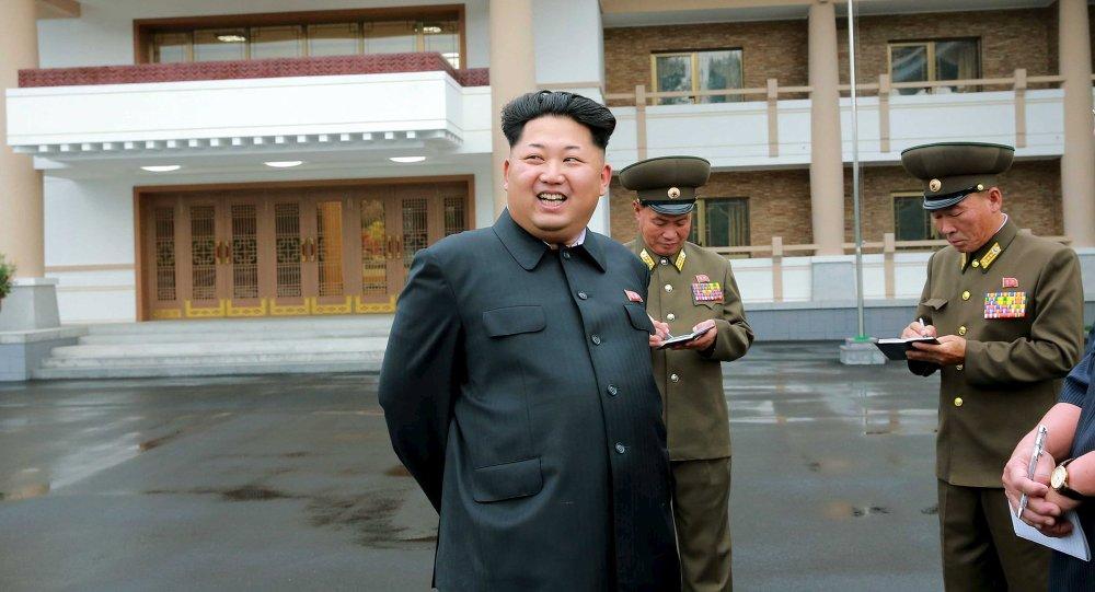 Líder norcoreano, Kim Jong-un