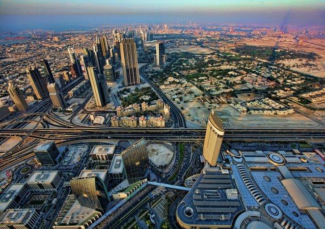 Vista de Dubái (archivo)