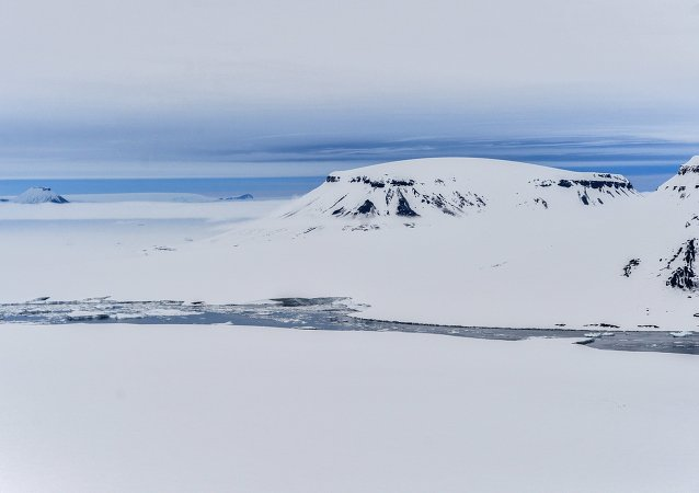 Archipiélago de Tierra de Francisco José, Ártico