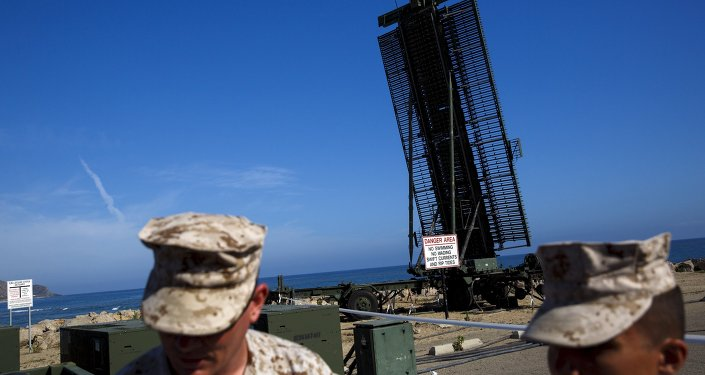 Radar estadounidense (Archivo)