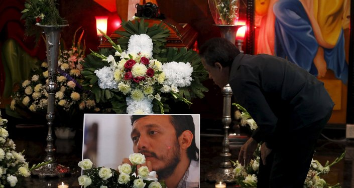 Difunden video sobre sospechosos de asesinato de cuatro mujeres y un periodista en México