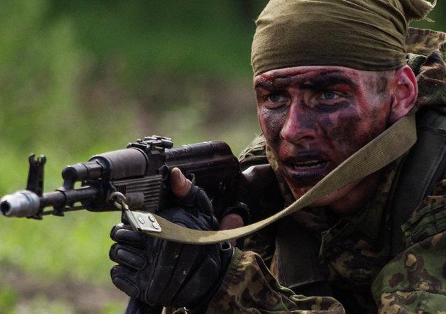 Competencias de pelotones de reconocimiento de Rusia, Bielorrusia y China
