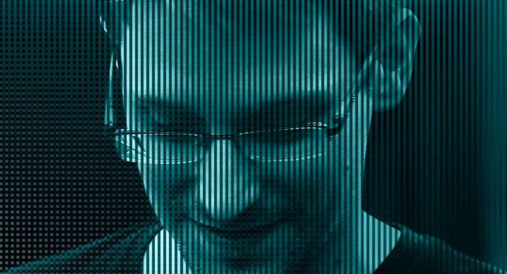 El espía estadounidense Edward Snowden